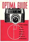 Agfa Optima Reflex (TLR) manual