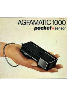 Agfa Agfamatic 1000 manual