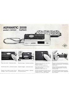 Agfa Agfamatic 2008 manual