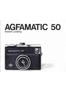 Agfa Agfamatic 50 manual