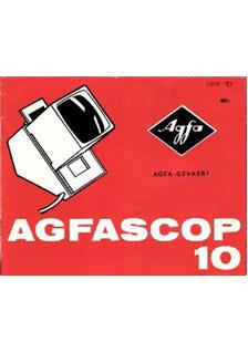 Agfa Agfascop 10 Viewer