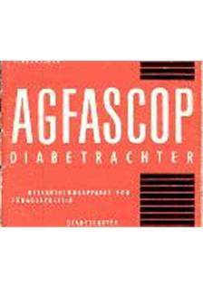 Agfa Agfascop Viewer manual