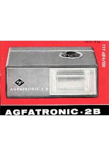 Agfa Agfatronic 2 B manual