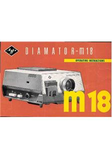 Agfa Diamator M 18 manual