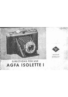 Agfa Isolette 1