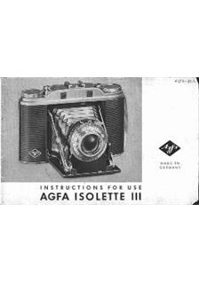 Agfa Isolette 3