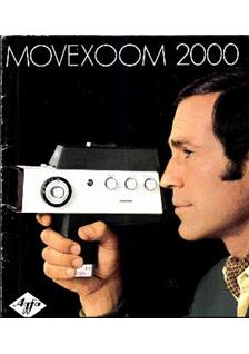 Agfa Movexoom 2000 manual