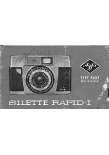 Agfa Silette Rapid 1 manual