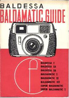 Balda Baldamatic 2 manual