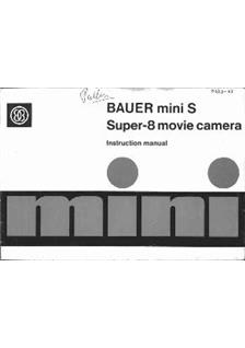 Bauer Mini manual