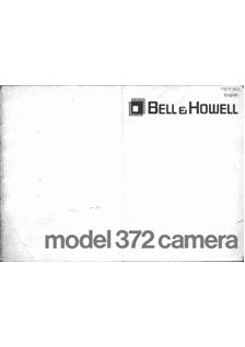 Bell and Howell 372 manual