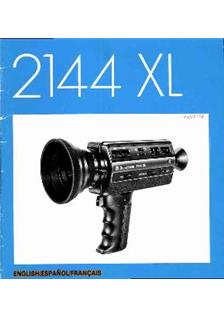 Bell and Howell 2144 manual