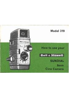 Bell and Howell 220 manual