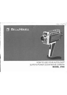 Bell and Howell Focusmatic Series manual