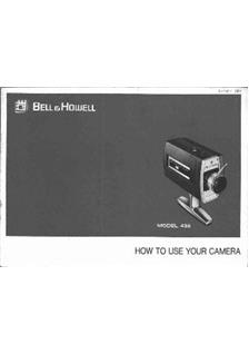 Bell and Howell 435 manual