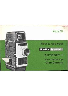 Bell and Howell 390 manual