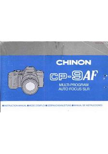 Chinon CP 9 AF