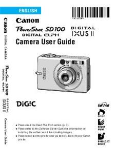 Canon Digital Ixus 2