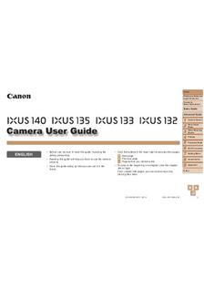 Canon Digital Ixus 132