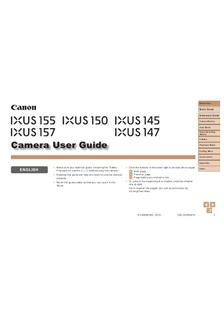 Canon Digital Ixus 150