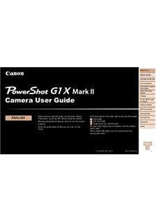 canon g1x user manual download