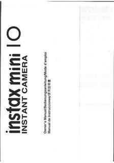 fujifilm instax mini 20 manual