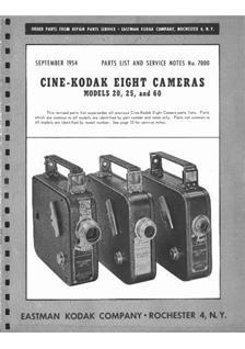 kodak cine kodak 8 video manuals rh camera manual com 8A Film Model Cine-Kodak Cartgrage 8A Film Model Cine-Kodak Cartgrage