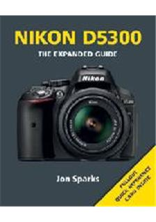 nikon d5300 instruction manual