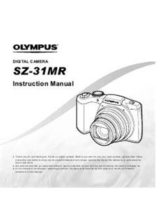 Olympus SZ 31 MR (Camera) Manuals