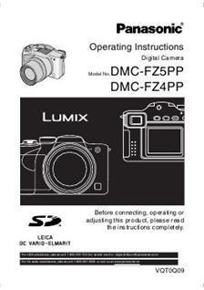 lumix dmc zs7 instruction manual