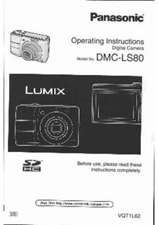 lumix dmc tz20 instruction manual