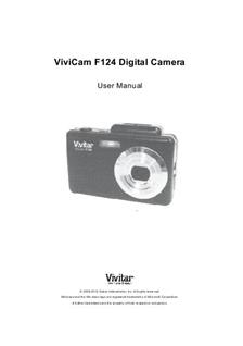 vivitar vivicam f124  camera  manuals Alcatel Tracfone Manual 8225 Cantrell 77074